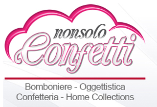 Nonsoloconfetti.it Sito web  e-commerce / web design / fotografia still life